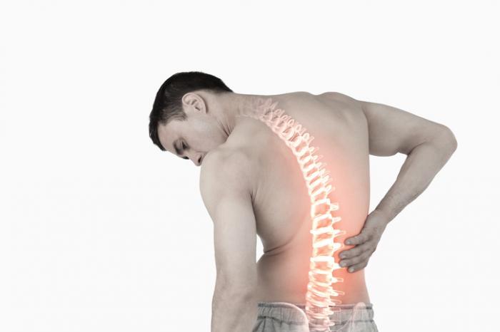 Sırt ağrısı