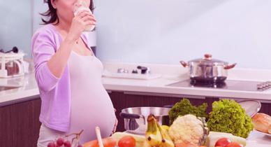 Hamilelikte gaz sancısına iyi gelen besinler