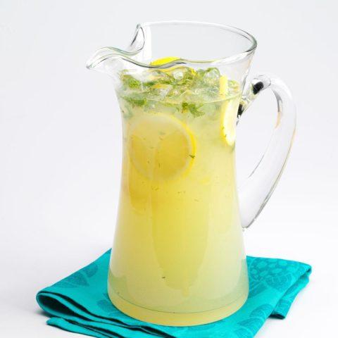 Soğuk nane limon