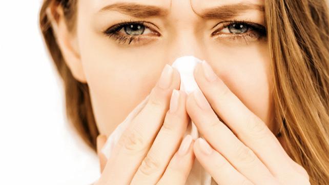 Sinüzit ve mide bulantısı
