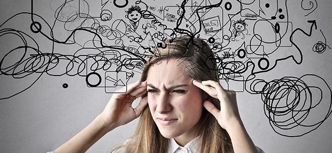 Stres ve mide ağrısı